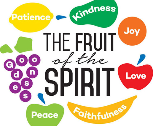 Sharing the Fruit of the Spirit