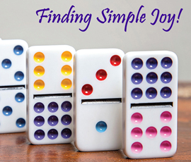 Finding Simple Joy!